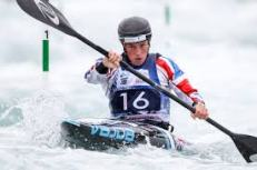 Fiona Pennie is a club member whose achievements include winning a bronze medal at the Junior World Championships in 2000, winning the overall Junior World Cup Series in the same year. As a U23, she won a bronze medal in 2004 and another bronze medal in 2005, both at the U23 European Championships. She won four medals at the ICF Canoe Slalom World Championships with three silvers and a bronze. She became European Champion in 2013 and also won a silver medal and three bronze medals at the European Championships.