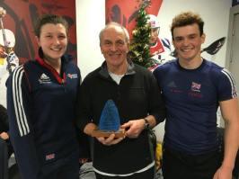 Johnny Brown- Ed Ecclestone Award